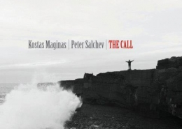"Κώστας Μαγγίνας, Peter Salchev ""The Call"" Mixed, Mastered at Cue Productions"