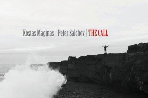 """Κώστας Μαγγίνας, Peter Salchev """"The Call"""" Mixed, Mastered at Cue Productions"""