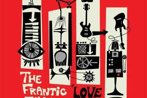 """The Frantic Five """"Love beat"""" Recorded, Mixed, Mastered at Cue Productions"""
