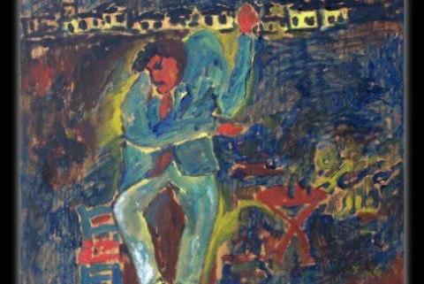 """Χάρης Παπαδόπουλος - Βασίλης Λέκκας """"4 τραγούδια του Καβάφη"""" Recorded, Mixed, Mastered at Cue Productions"""