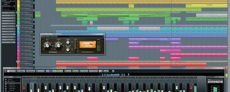 Ενορχήστρωση - Midi programming Στούντιο Ηχογράφησης Mastering Μουσικές Παραγωγές