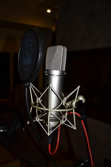 Ηχογραφήσεις Στούντιο Ηχογράφησης Mastering Μουσικές Παραγωγές