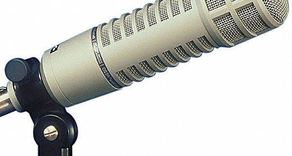 Electro Voice RE 20 | Στούντιο Ηχογράφησης Mastering Μουσικές Παραγωγές. Το CUE είναι ένα σύγχρονο και άρτια εξοπλισμένο στούντιο ηχογράφησης και Mastering στη Θεσσαλονίκη.