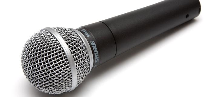 Shure SM58 (x2) | Στούντιο Ηχογράφησης Mastering Μουσικές Παραγωγές. Το CUE είναι ένα σύγχρονο και άρτια εξοπλισμένο στούντιο ηχογράφησης και Mastering στη Θεσσαλονίκη.