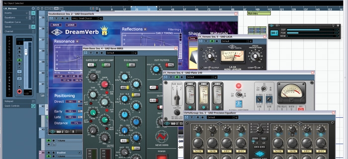 UAD-2 Plugins | Studio Recording Mastering Music Productions. Cue Studio Records is a modern and well-equipped recording and mastering studio in Thessaloniki.