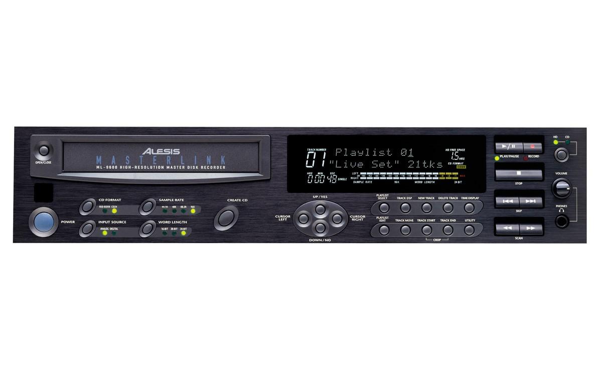 Alesis ML-9600 Masterlink | Cue Music Recordings Mastering