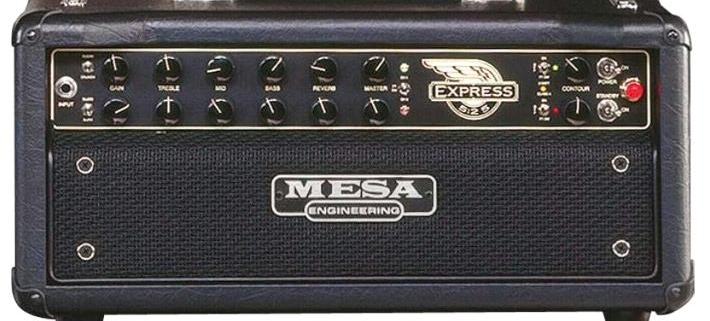Mesa Boogie Express | Studio Recording Mastering Music Productions. Cue Studio Records is a modern and well-equipped recording and mastering studio in Thessaloniki.