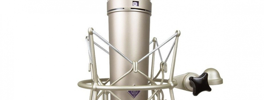 Neumann U 87 (x2) | Studio Recording Mastering Music Productions. Cue Studio Records is a modern and well-equipped recording and mastering studio in Thessaloniki.