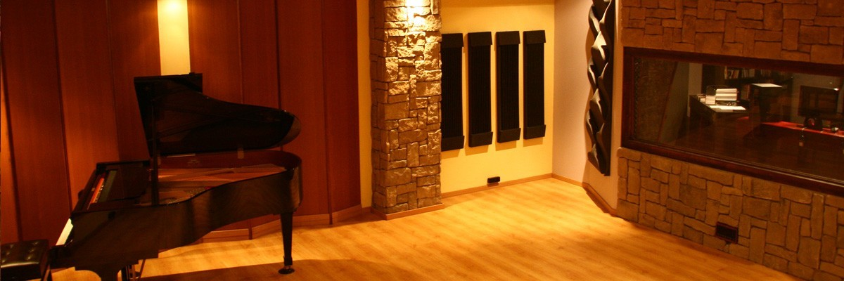 Studio A | Cue Music Recordings Mastering