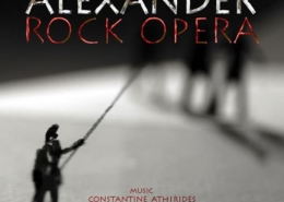 Alexander Rock Opera Recorded, Mixed, Mastered at Cue Productions