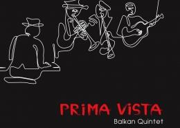 Το νέο CD των Prima Vista από την Polyphonon Music Productions.Ηχογράφηση - Μίξη - Mastering Cue Productions