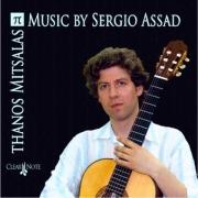 Θάνος Μήτσαλας Music By Sergio Assad Recorded at Cue Productions