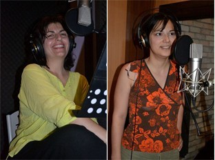 Μαρἰα Θωίδου - Έλσα Μουρατίδου