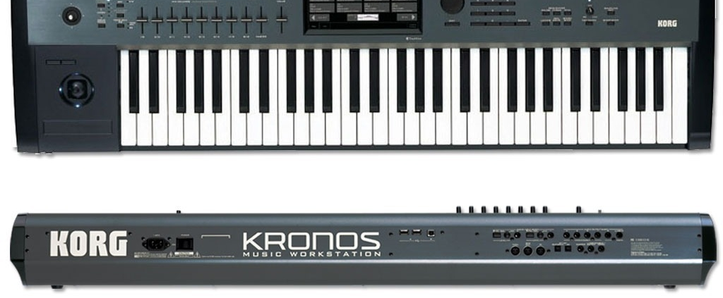 Korg Kronos X 61 | Studio Recording Mastering Music Productions. Cue Studio Records is a modern and well-equipped recording and mastering studio in Thessaloniki.