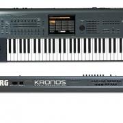 Korg Kronos X 61 | Cue Music Recordings Mastering