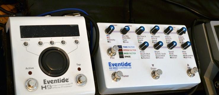 Eventide Midi controller (vintage) | Στούντιο Ηχογράφησης Mastering Μουσικές Παραγωγές. Το CUE είναι ένα σύγχρονο και άρτια εξοπλισμένο στούντιο ηχογράφησης και Mastering στη Θεσσαλονίκη.