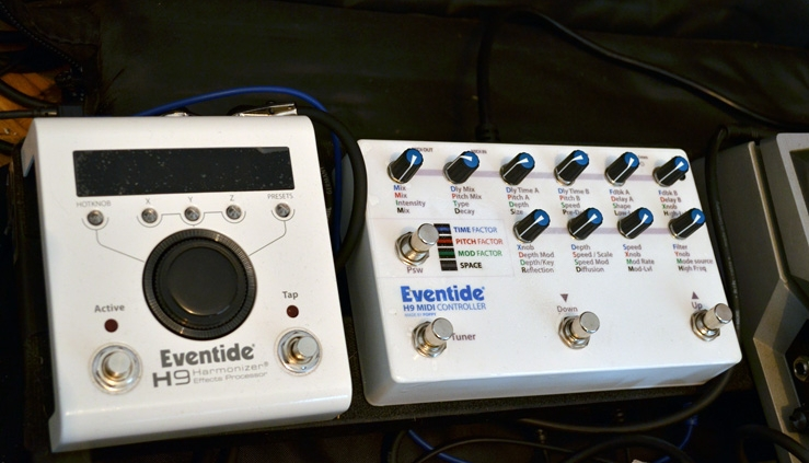 Eventide Midi controller (vintage) | Studio Recording Mastering Music Productions. Cue Studio Records is a modern and well-equipped recording and mastering studio in Thessaloniki.