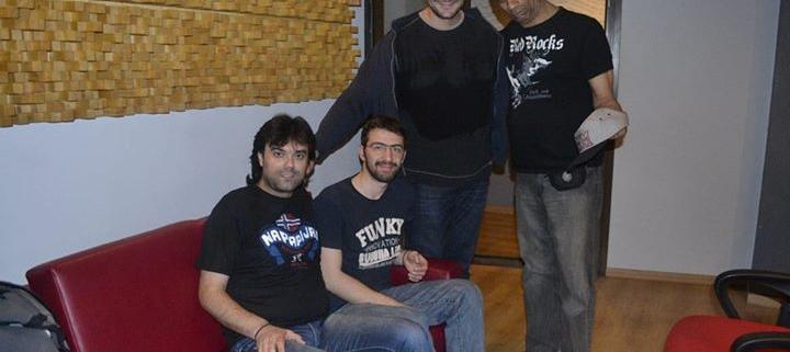 Μιχάλης Ζέγας & Friends | Στούντιο Ηχογράφησης Mastering Μουσικές Παραγωγές. Το CUE είναι ένα σύγχρονο και άρτια εξοπλισμένο στούντιο ηχογράφησης και Mastering στη Θεσσαλονίκη.