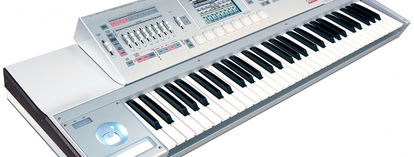 Korg M3-61 | Στούντιο Ηχογράφησης Mastering Μουσικές Παραγωγές. Το CUE είναι ένα σύγχρονο και άρτια εξοπλισμένο στούντιο ηχογράφησης και Mastering στη Θεσσαλονίκη.