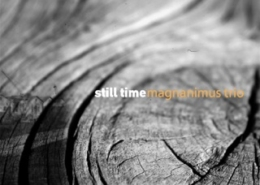 Magnanimus Trio - Still Time | Στούντιο Ηχογράφησης Mastering Μουσικές Παραγωγές. Το CUE είναι ένα σύγχρονο και άρτια εξοπλισμένο στούντιο ηχογράφησης και Mastering στη Θεσσαλονίκη.