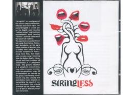 Stringless - Stringless | Στούντιο Ηχογράφησης Mastering Μουσικές Παραγωγές. Το CUE είναι ένα σύγχρονο και άρτια εξοπλισμένο στούντιο ηχογράφησης και Mastering στη Θεσσαλονίκη.